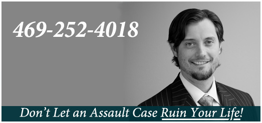 Collin County Assault Attorney